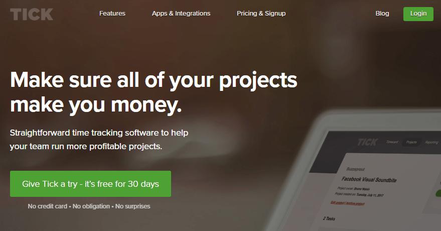 tick-website-screenshot
