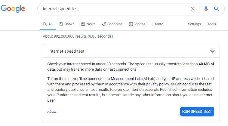 quick-internet-speed-test