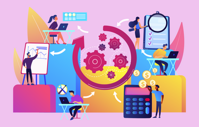 Workflow-vs-Process-What-difference-illustration