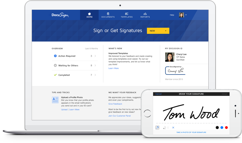 docusignature-example