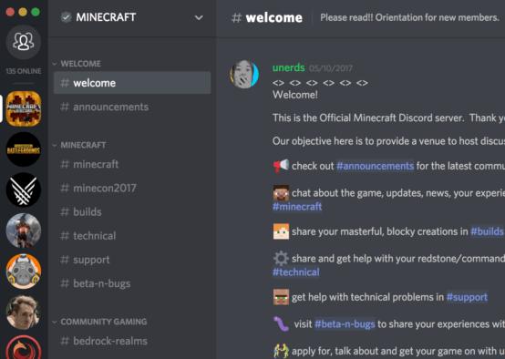 Minecraft-discord-automation-alt