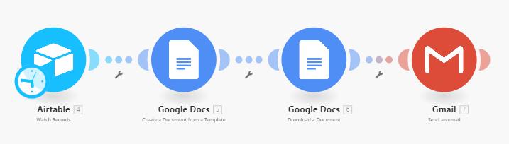 airtable-google-docs-gmail-integration