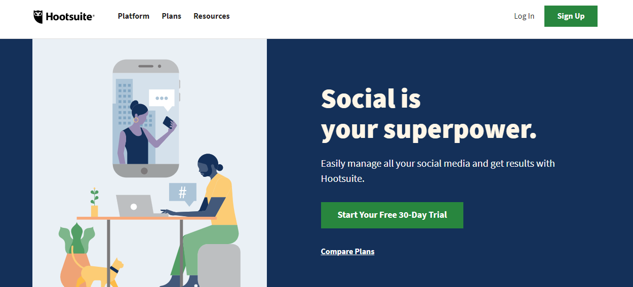 hootsuite-homepage-screenshot