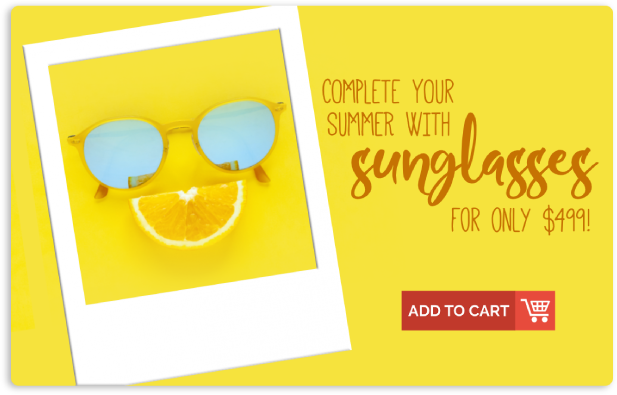 sunglasses-order-pop-up-example