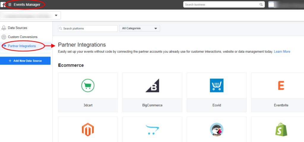 facebook-partner-integrations