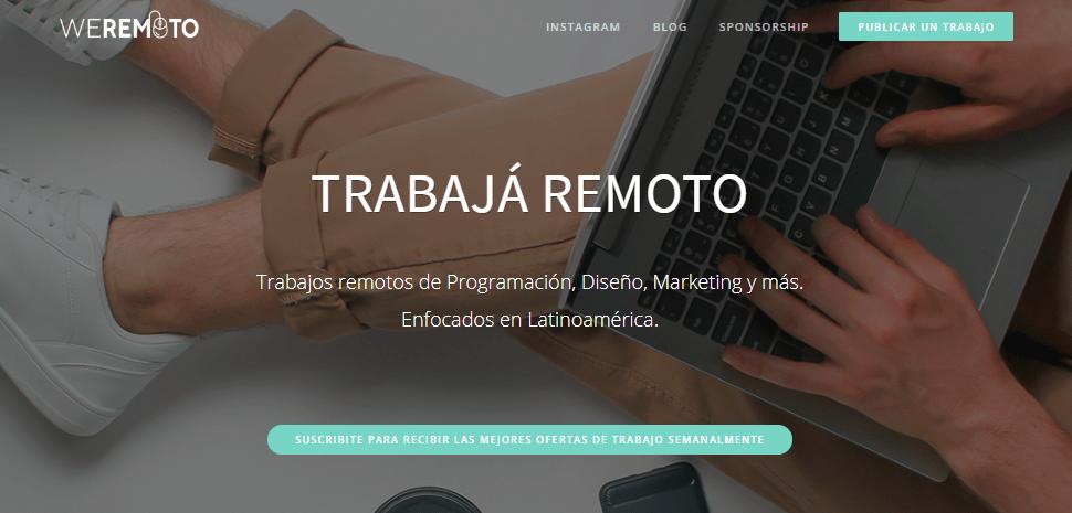 we-remoto