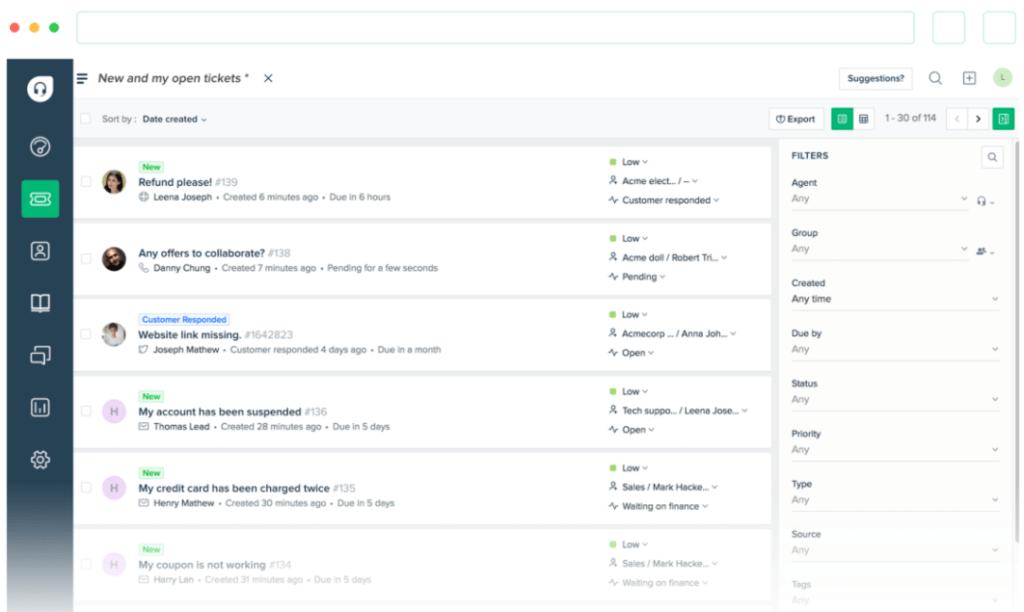 freshdesk-customer-support-platform-screenshot