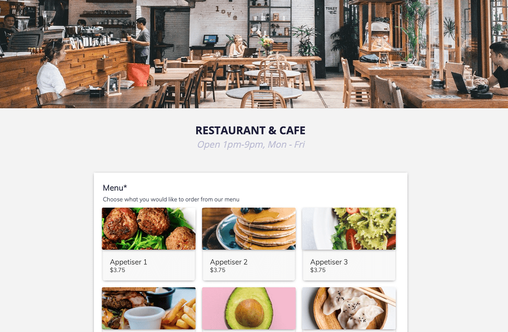 food-ordering-system-landing-page-sample