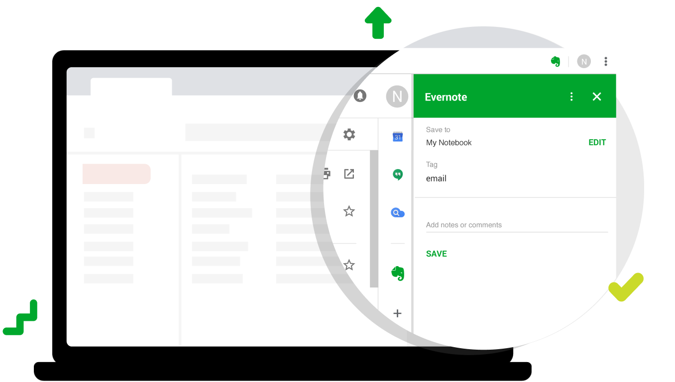 evernote-email-automation