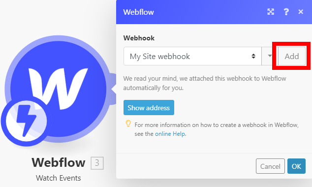 2019-09-06_09_35_37-Integration_Webflow___Integromat.png